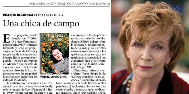 Edna O Brien Una Chica De Campo Los Portadores De Sueños