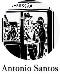 Obra gráfica de Antonio Santos